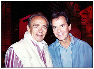 Cliffie & Dick Clark