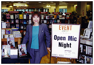 Joan Carol at Barnes & Noble