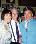 Joan Carol, Cliffie & Roy Acuff