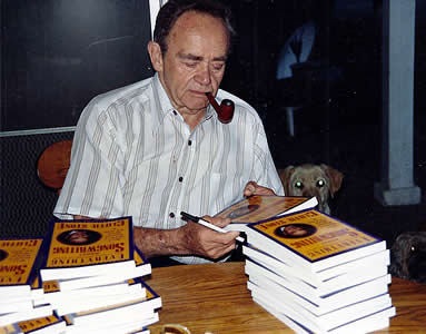 Cliffie Stone Book Signing