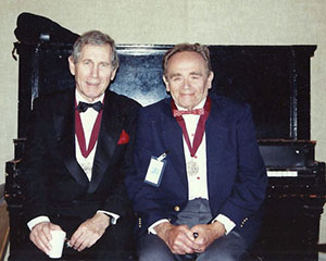 Cliffie & Hank Thompson