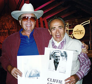 Buck Owens & Cliffie