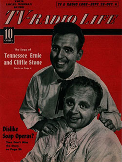 Tennessee Ernie Ford & Cliffie