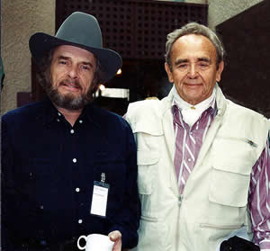 Merle Haggard & Cliffie Stone